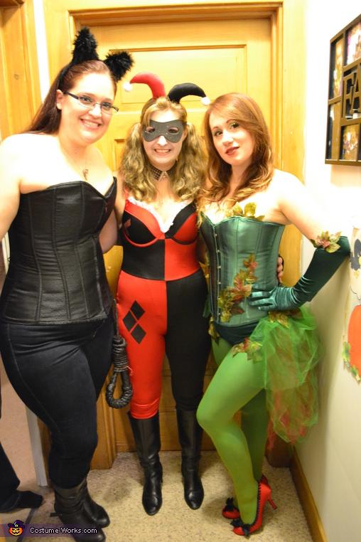 DC Villains Group Costume