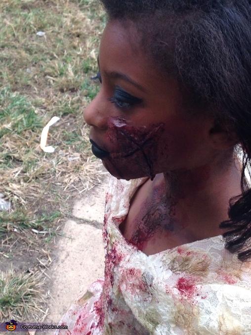 Scar, Dead Bride Costume