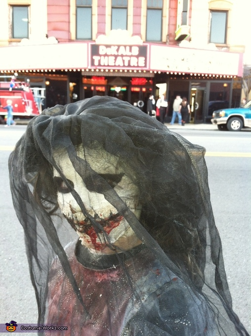 I love this picture, great job., Dead Bride Costume