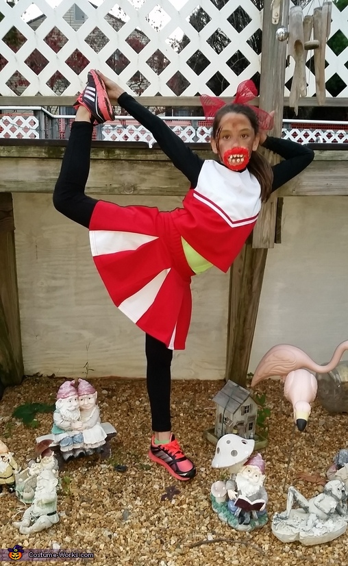 Olivia dead cheerleader , Dead Cheerleader and Dead Widow Costumes