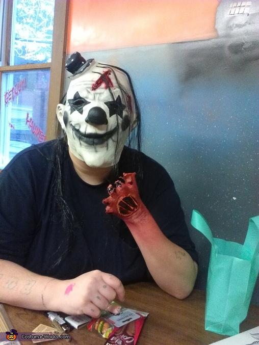Dead Clown Costume
