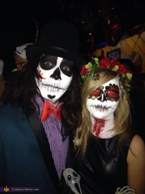 Dead Couple Costume