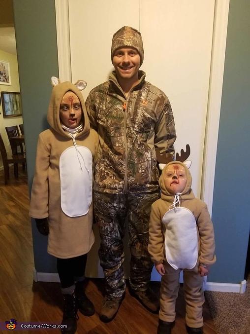 Dead Deer Costume
