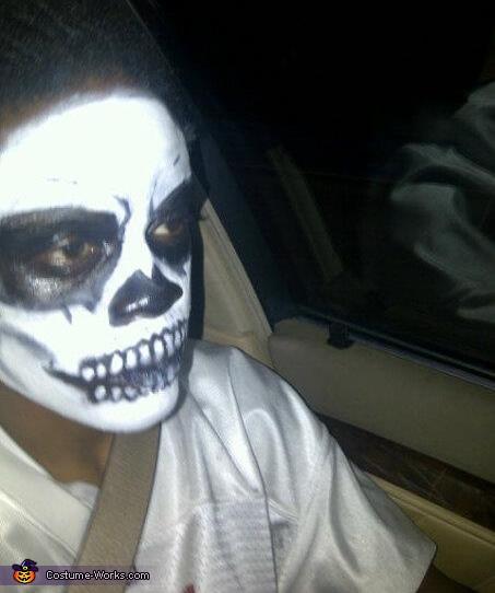 "Night Rider, ""Dead End"" Costume"