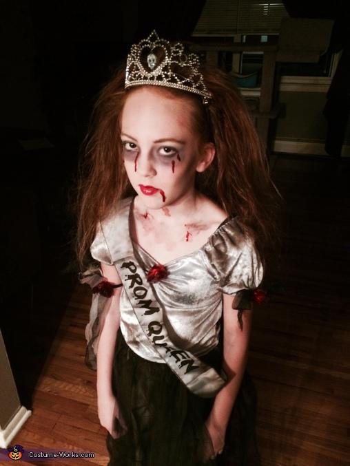 Dead Prom Queen Costume