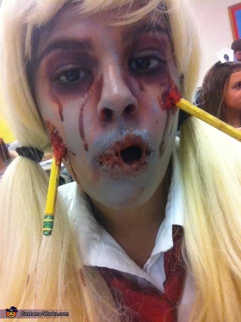 Dead Schoolgirl Costume