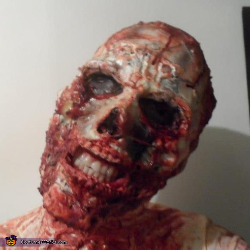 Say aaaahhhhh!!!!, Dead Walker Costume