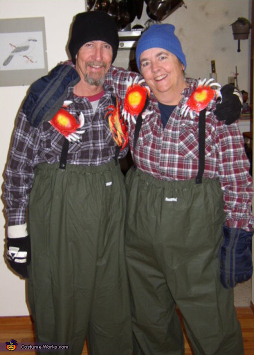 The Deadliest Catch Characters Costume