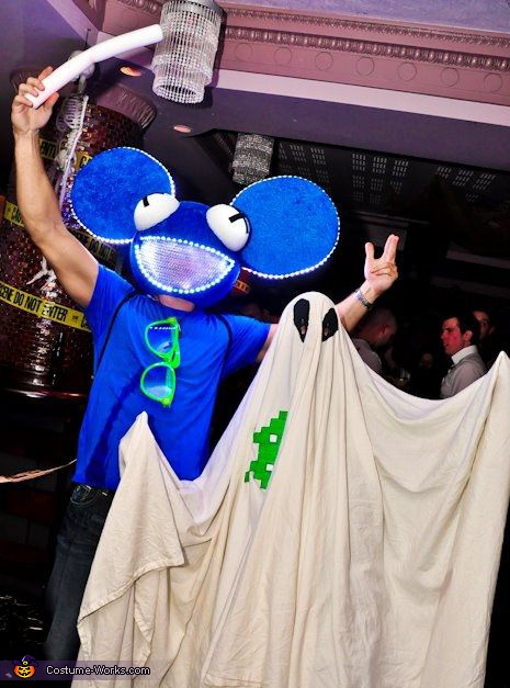 Deadmau5 - Homemade costumes for men