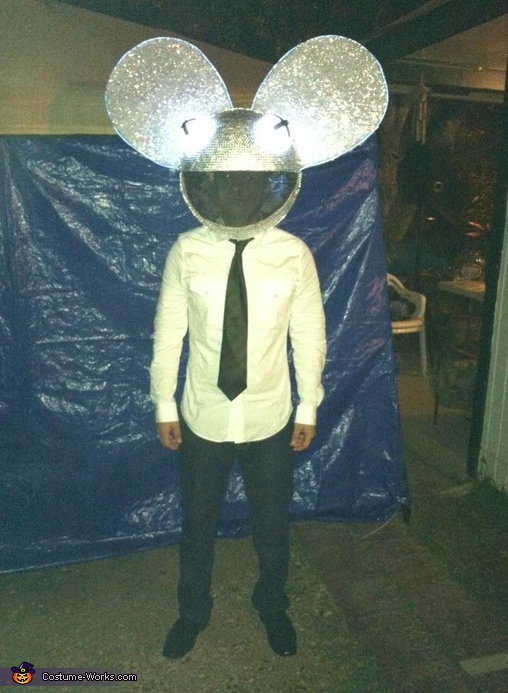 Deadmau5 Homemade Costume
