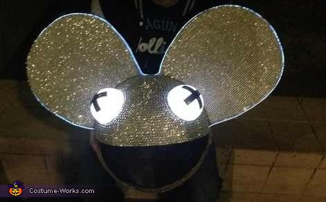 Deadmau5 Homemade Costume