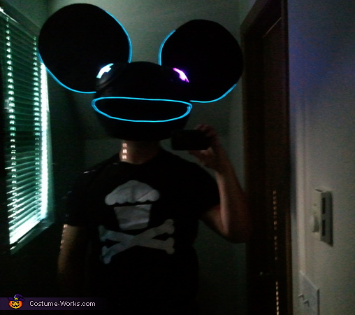 Deadmau5 - Homemade costumes for adults
