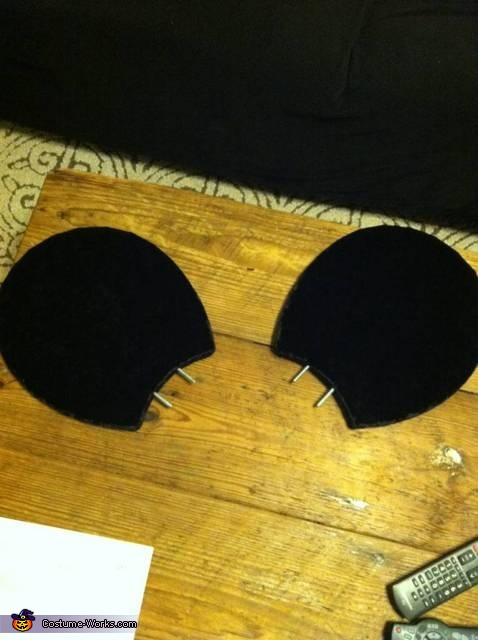 Ears by themself!, Deadmau5 Costume