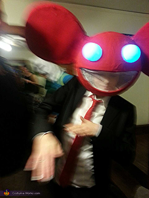 Deadmau5 DJ Costume