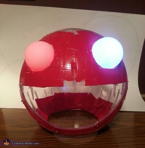 stage 1, Deadmau5 DJ Costume