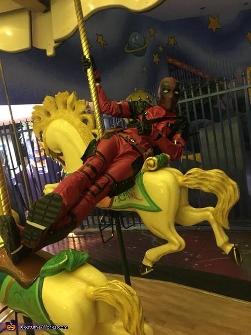 Deadpool Costume