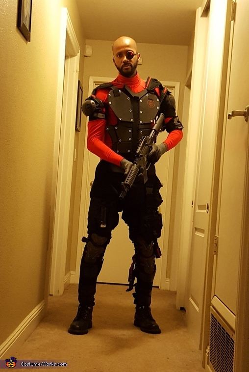 DeadShot Costume