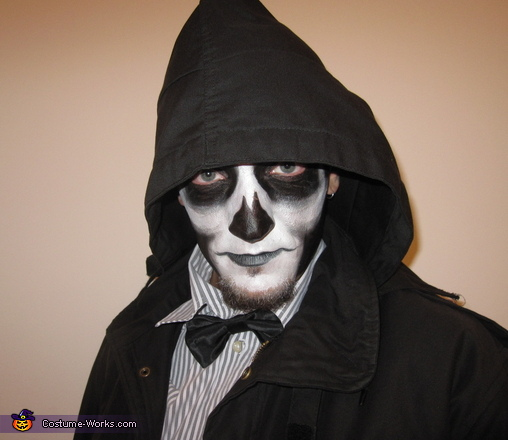 death costume - Halloween Costume Death