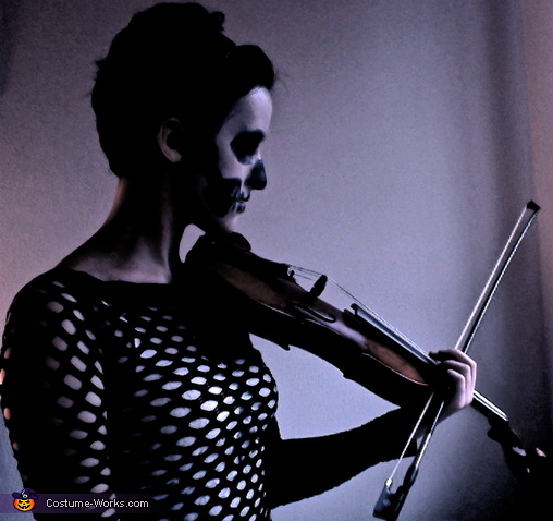 Death and her Violin!, Death and her Violin Costume