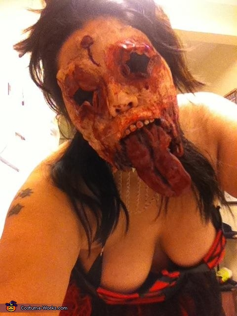 Up Close and personal, Death to Pixies Costume