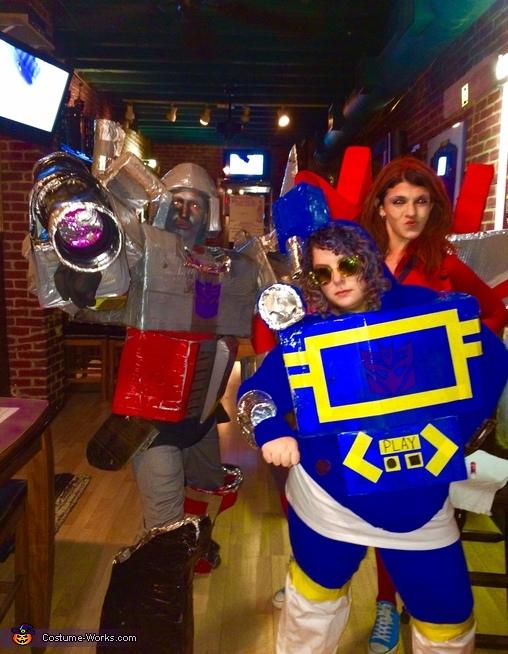 Decepticons Costume