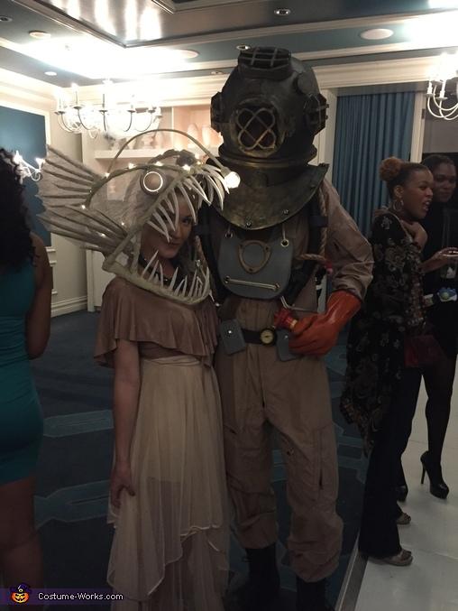 Kids Deep Sea Diver Costume