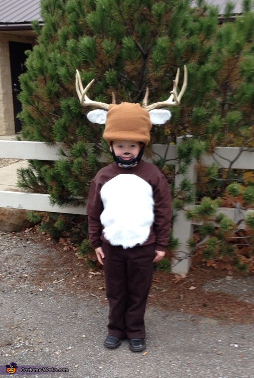 Buck Deer Costume