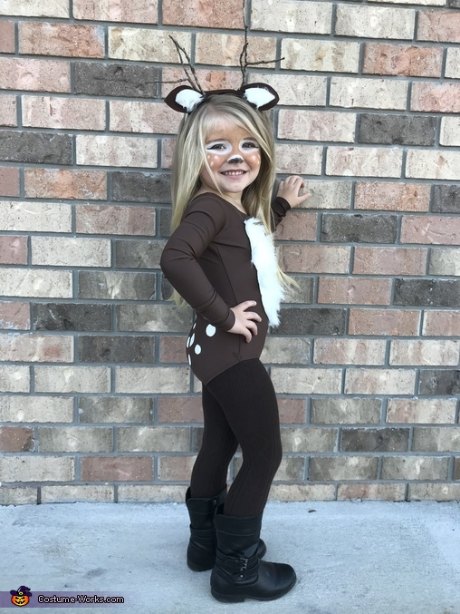 Deer Homemade Costume