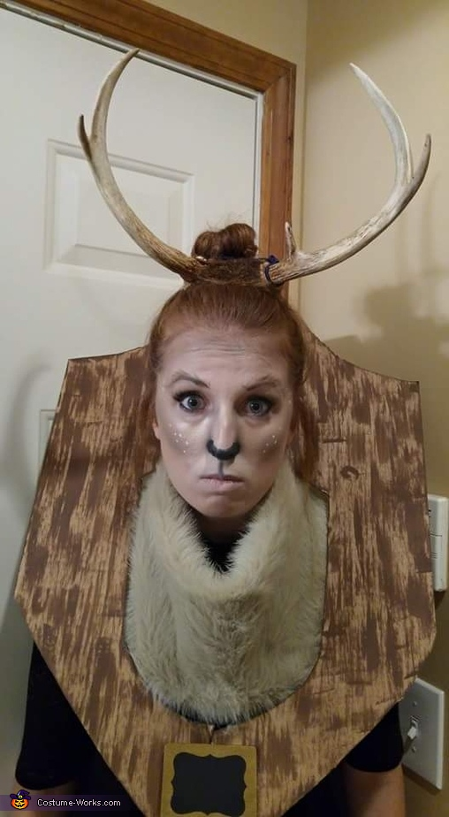 Deer Taxidermy Costume