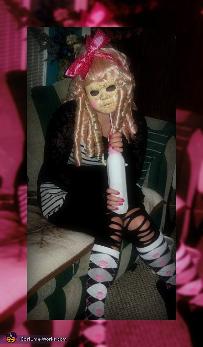 Dementia Doll, Dementia Doll Costume