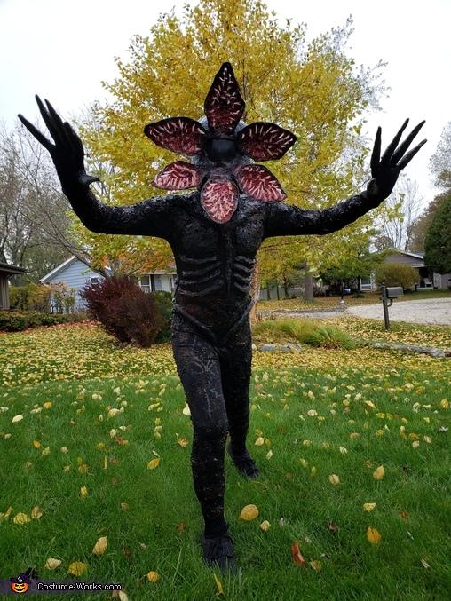 Demogorgon Costume