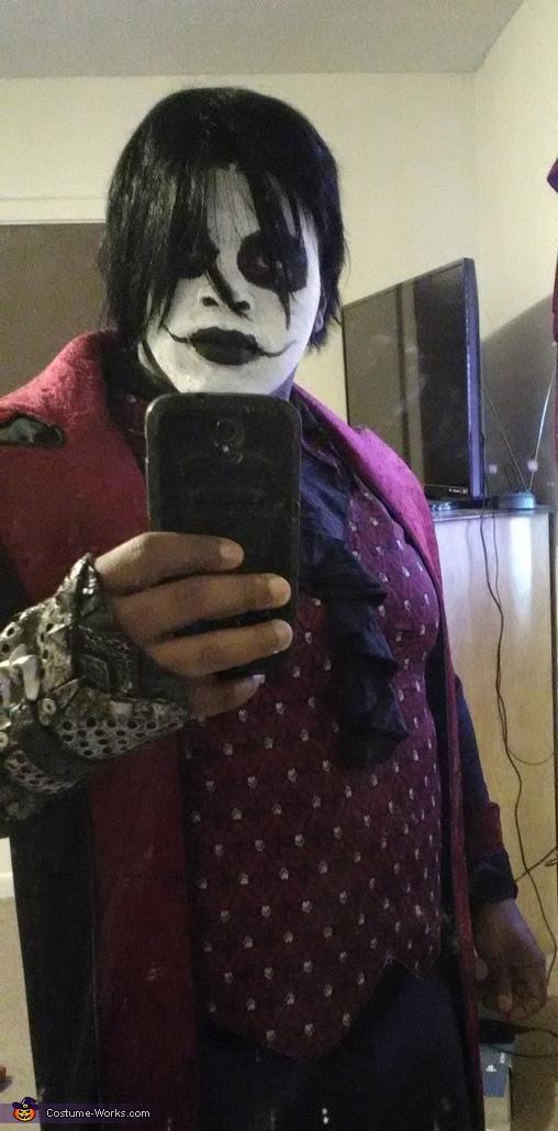 Demon Avenger Costume