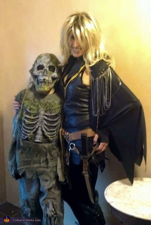 Demon Hunter Costume
