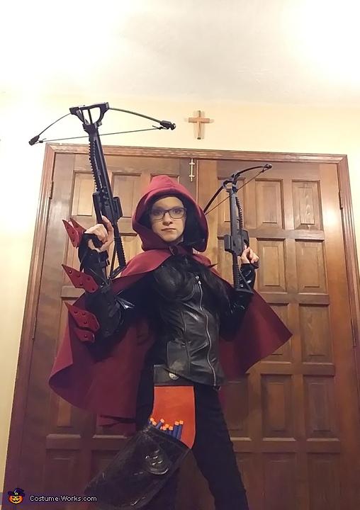 Demon Hunter Valla Costume