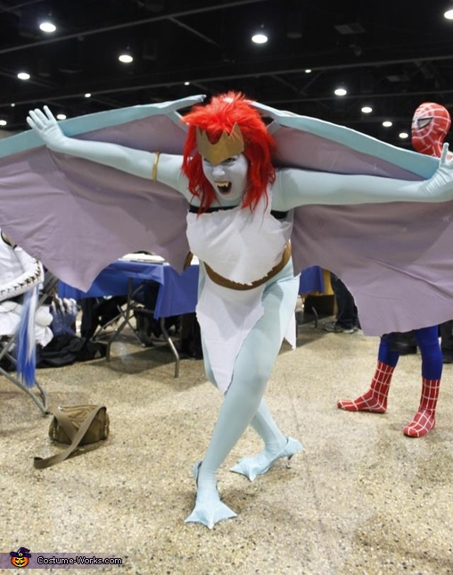 Demona from Disney's Gargoyles Costume