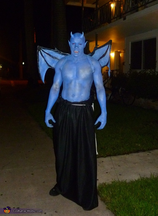 Solo 1, Demonic Blue Costume