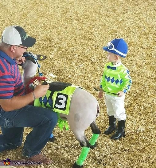 Derby Winner Costume