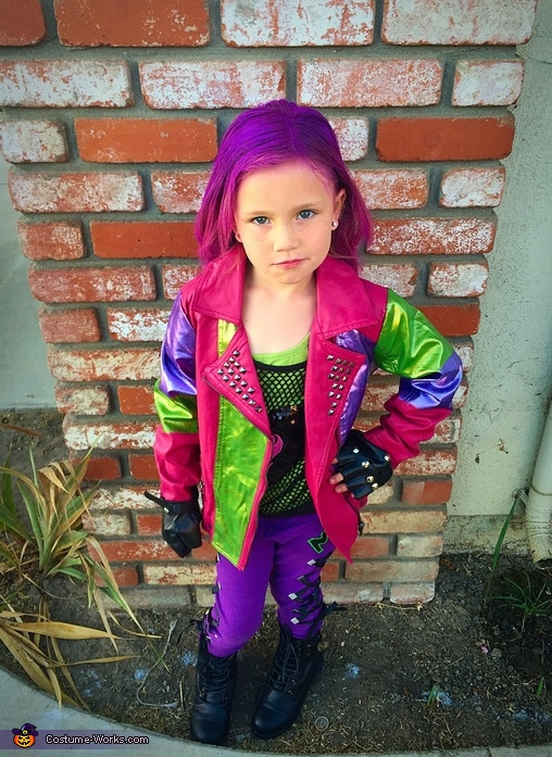 Descendants Mal Costume