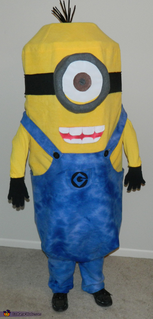 Despicable Me Minion Kevin Costume