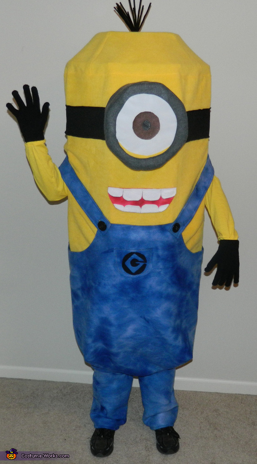 'Oh, hello!', Despicable Me Minion Kevin Costume
