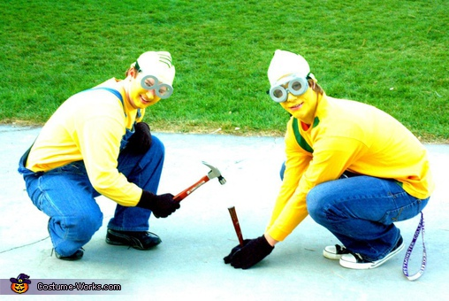 Minions at work!, Despicable Me Minions Costume