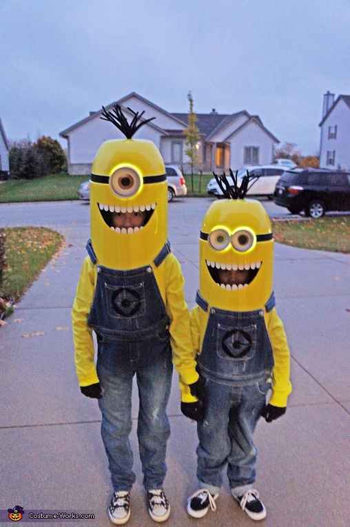 Minions, Despicable Us Costume