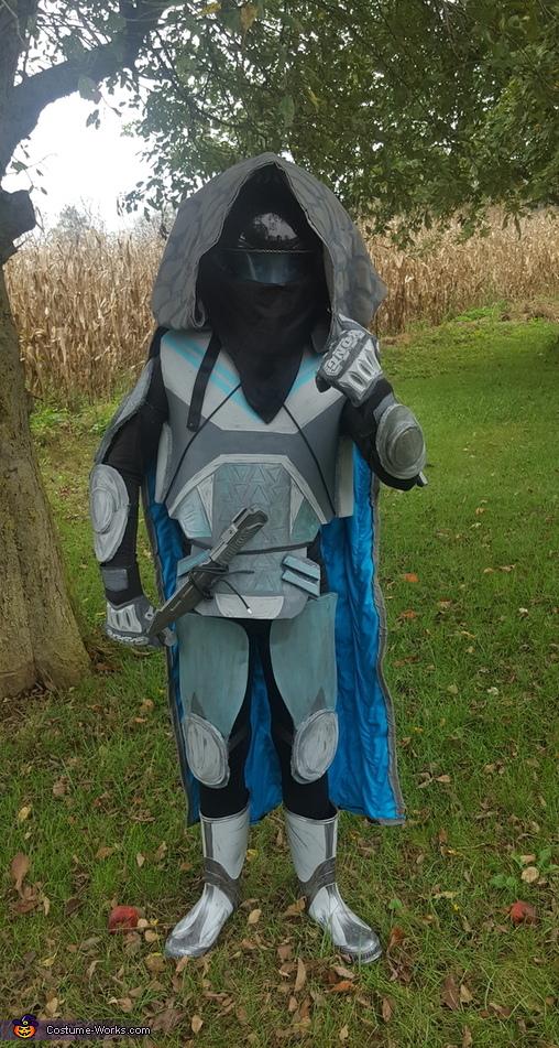 Destiny 2 Hunter Frumious Armor Costume