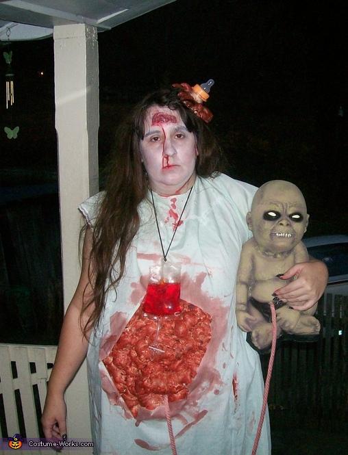 Devil Child Creepy Costume