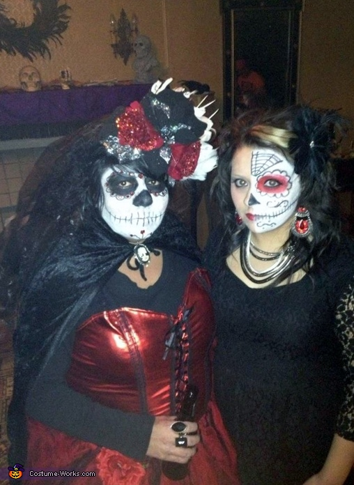 Dia de los Muertos Costume