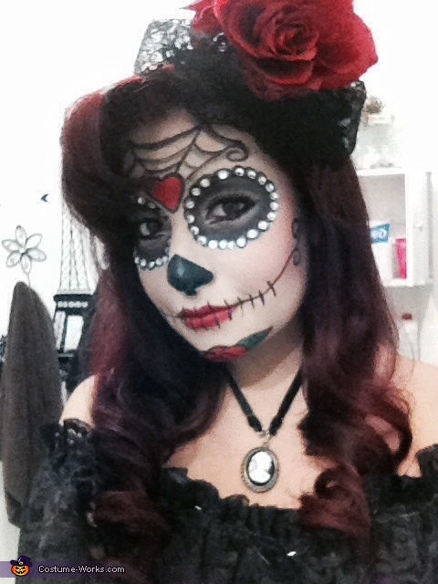 Dia de los Muertos aka Day of the Dead Costume
