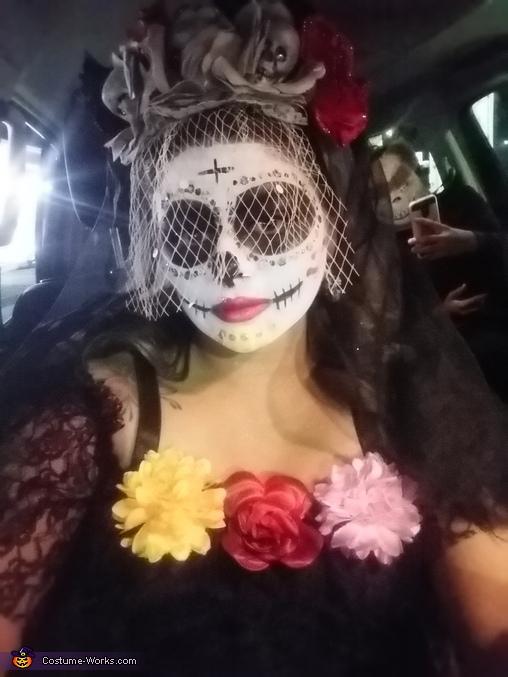 Dia de Los muertos, Dia de Los Muertos Costume