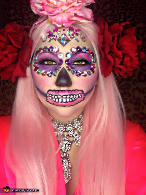 Dia de los Muertos Barbie Costume