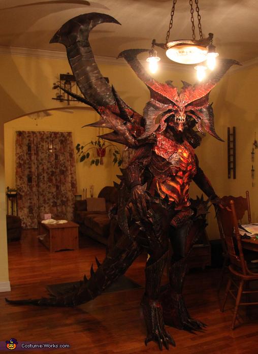 Diablo 3 Costume