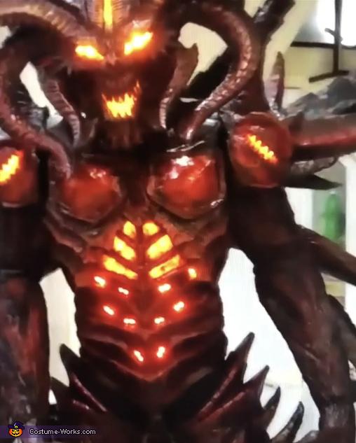 Diablo Costume